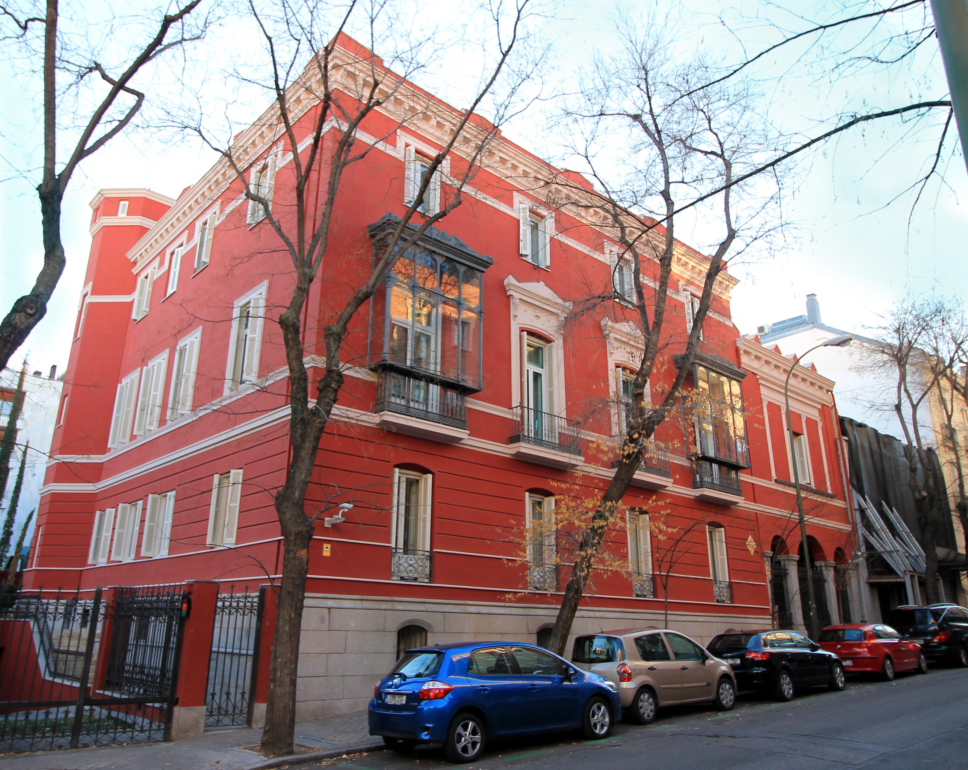 Palacete De Carlos María De Castro Wikipedia La Enciclopedia Libre