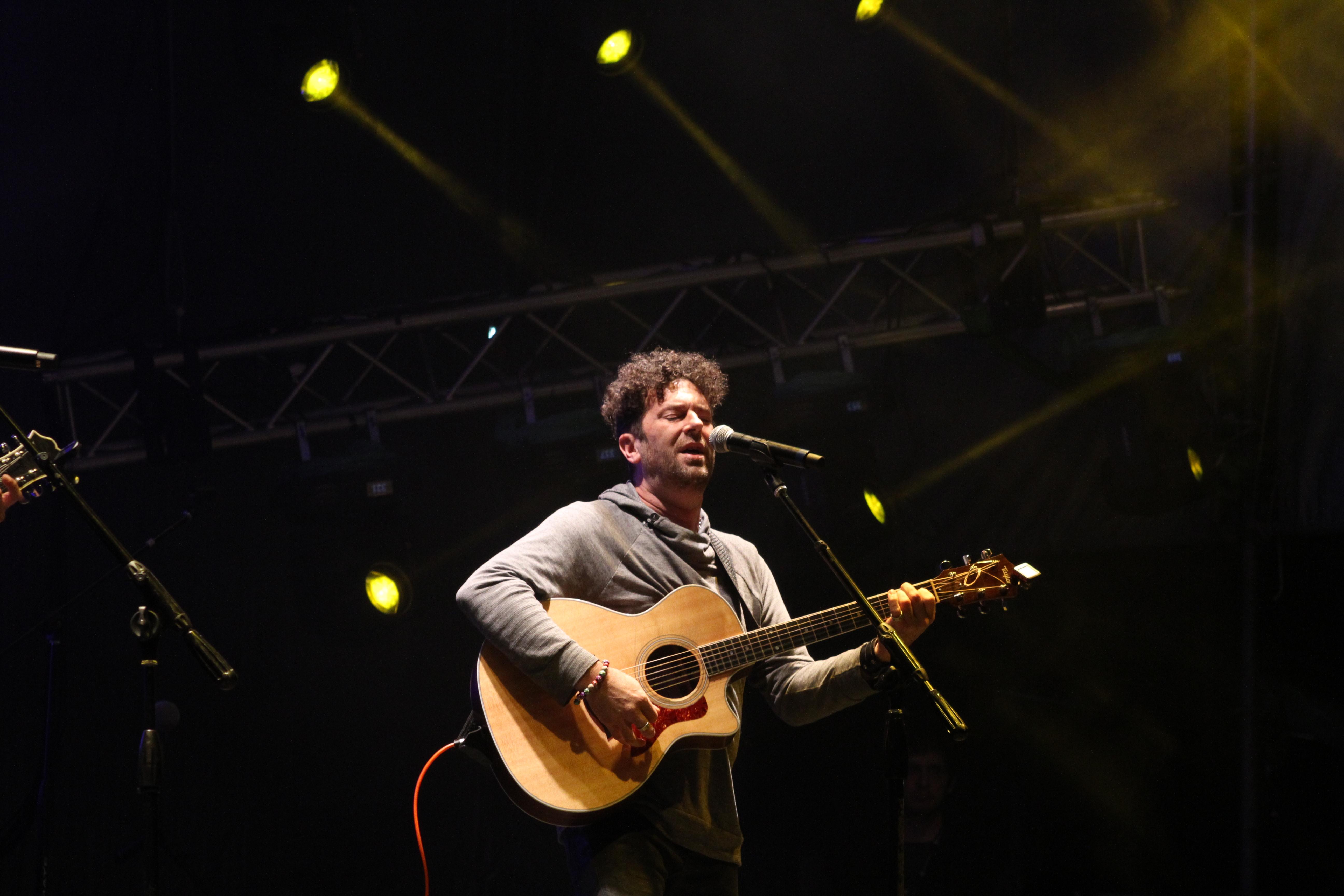 Palo Pandolfo en vivo (2014).