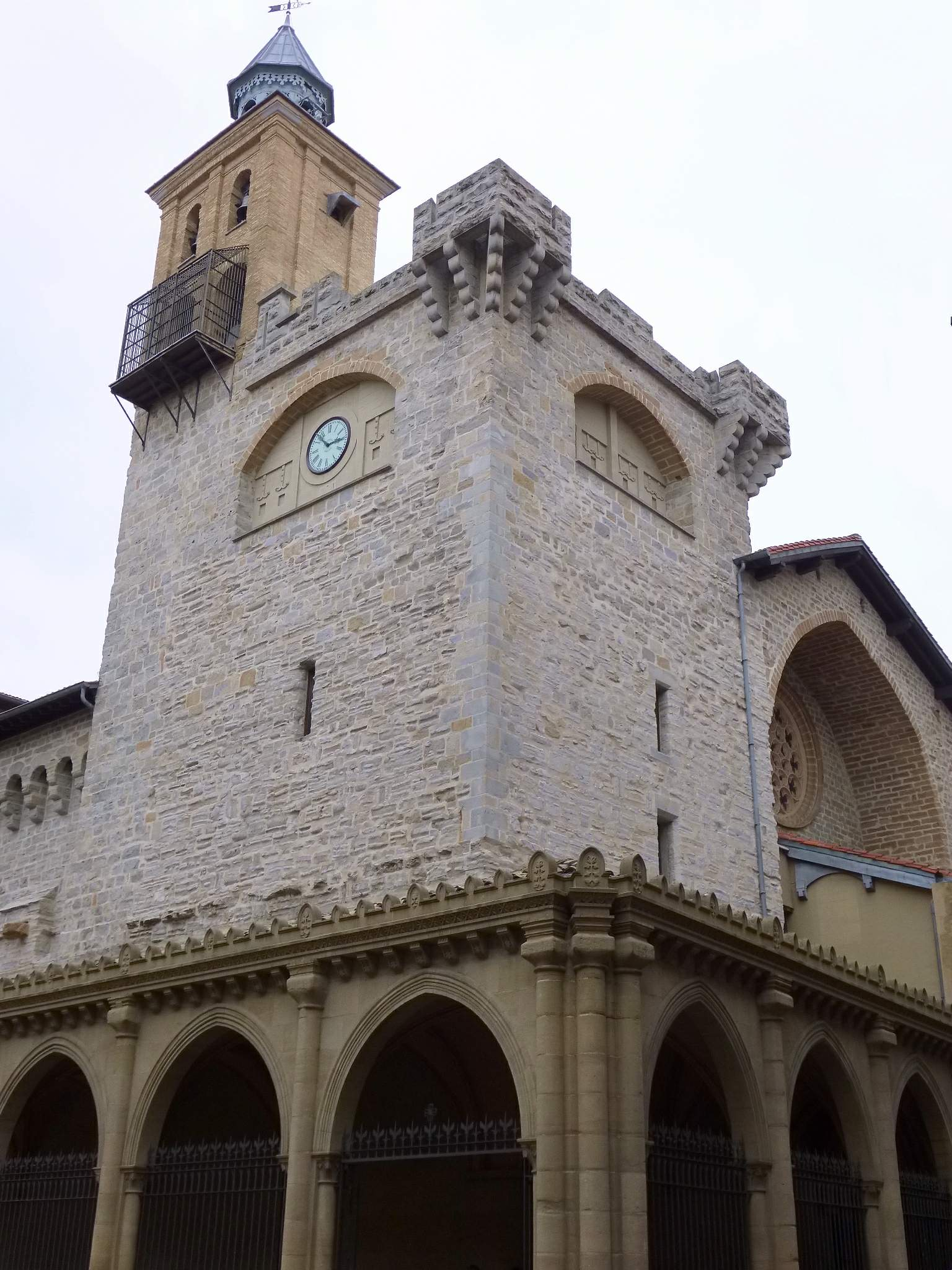 File Pamplona Iglesia De San Nicolas 16 Jpg Wikimedia Commons