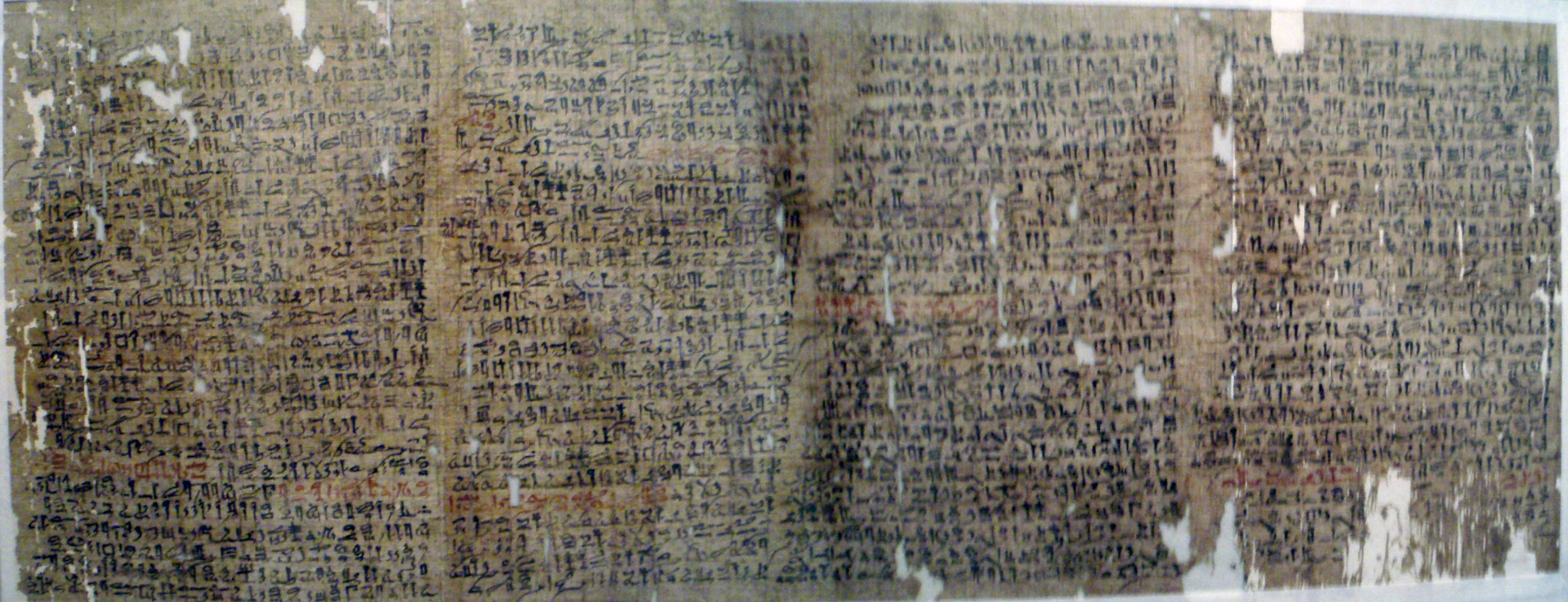 Egyptian literature - Wikipedia