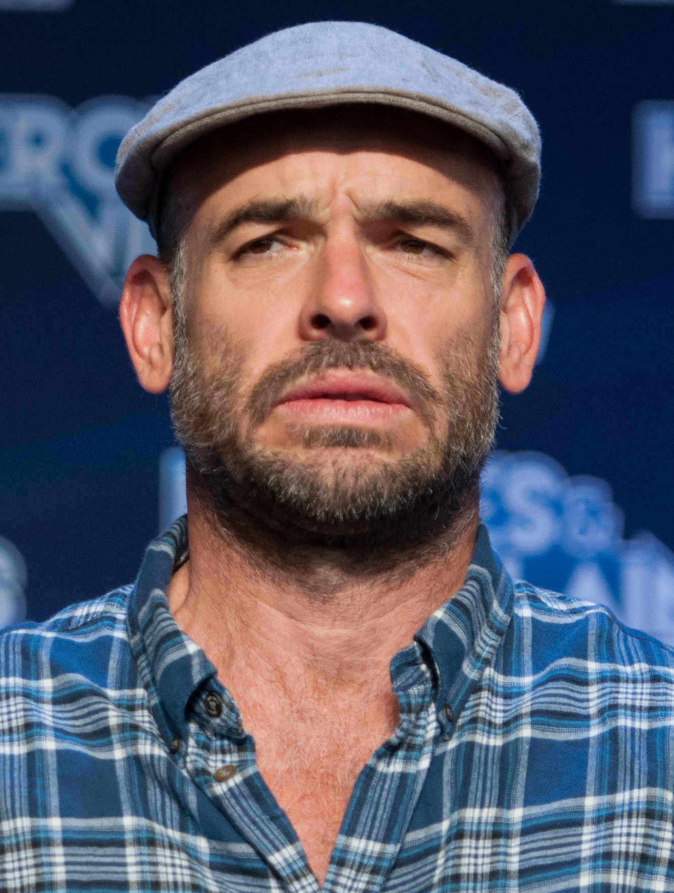 The 49-year old son of father (?) and mother(?) Paul Blackthorne in 2018 photo. Paul Blackthorne earned a  million dollar salary - leaving the net worth at 3 million in 2018