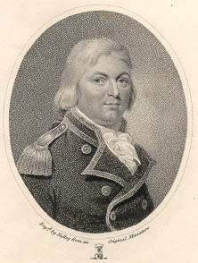 Philippe dAuvergne British admiral