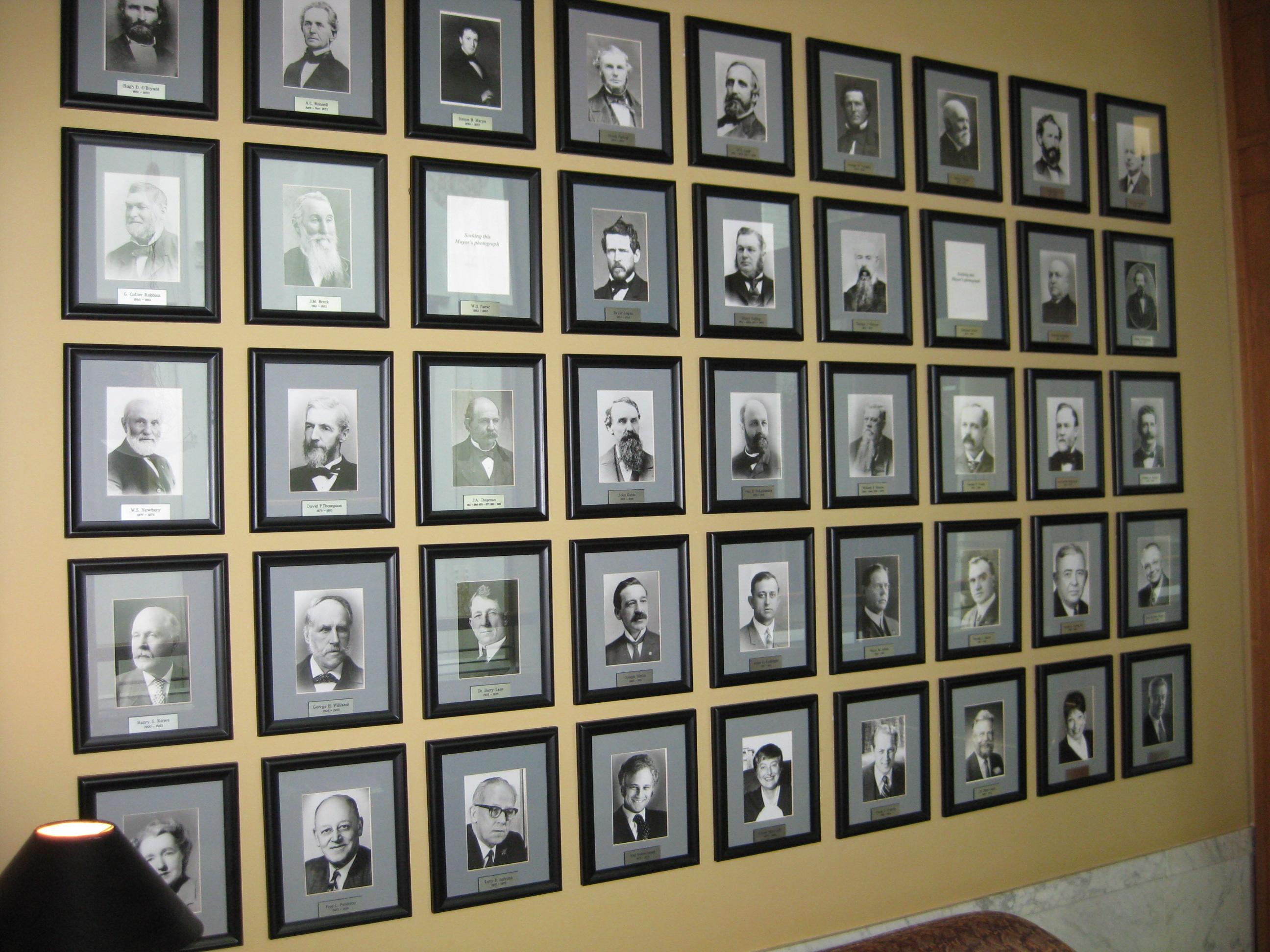 List of mayors of Portland, Oregon - Wikipedia