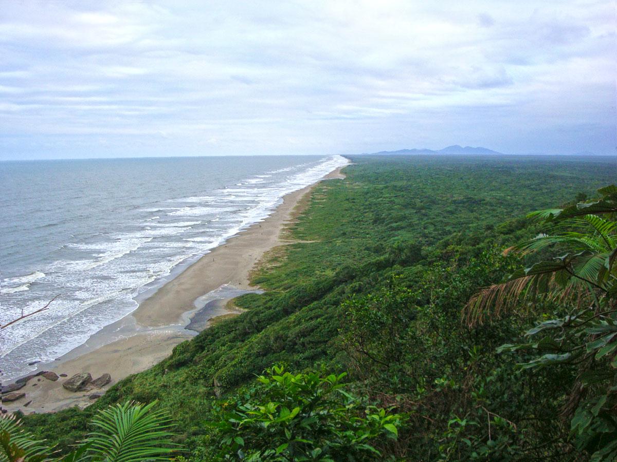 File:Praia da Jureia bairro Barra do Ribeira municipio Iguape SP.jpg -  Wikimedia Commons