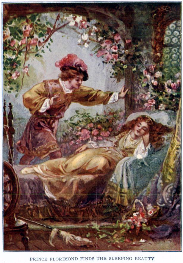 Häämarssi prinsessa ruusunen