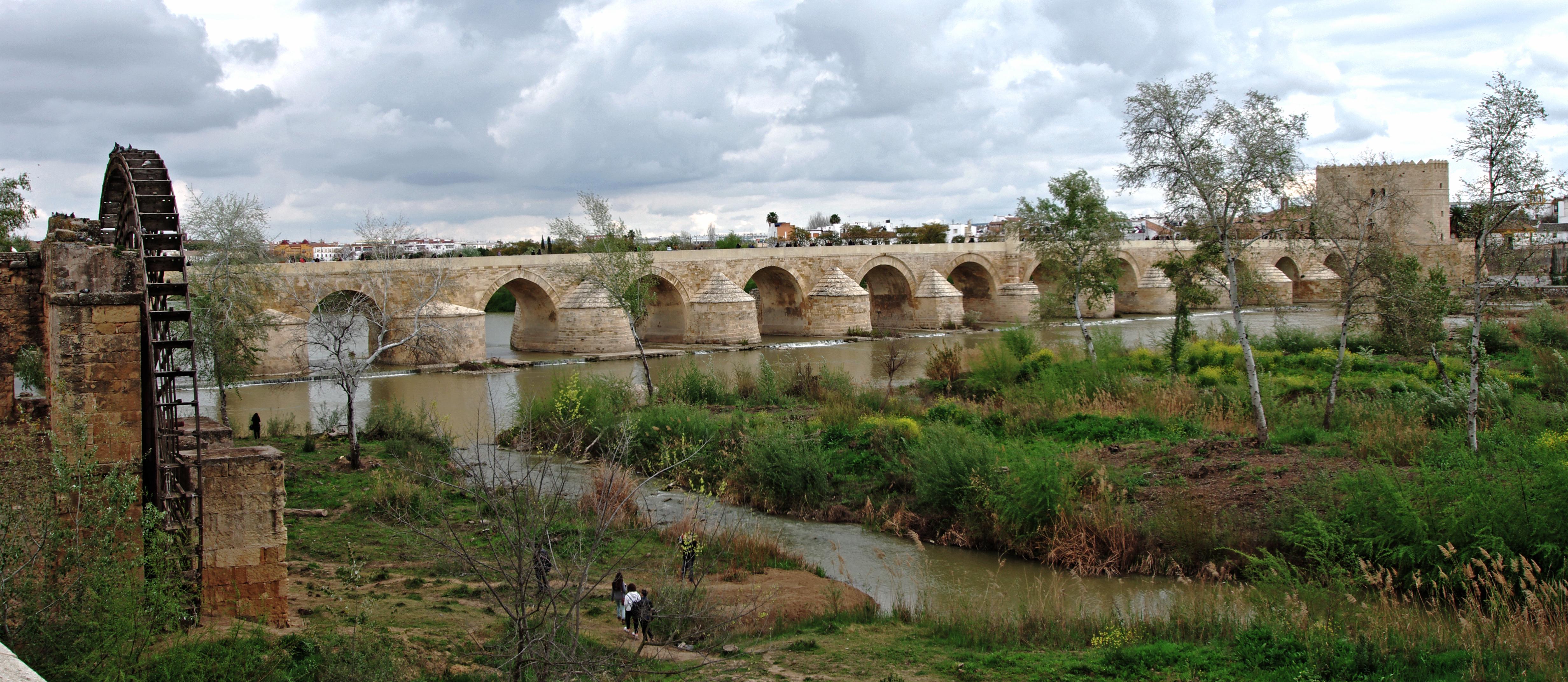 """Resultado de imagen de puente romano de cordoba"""""""