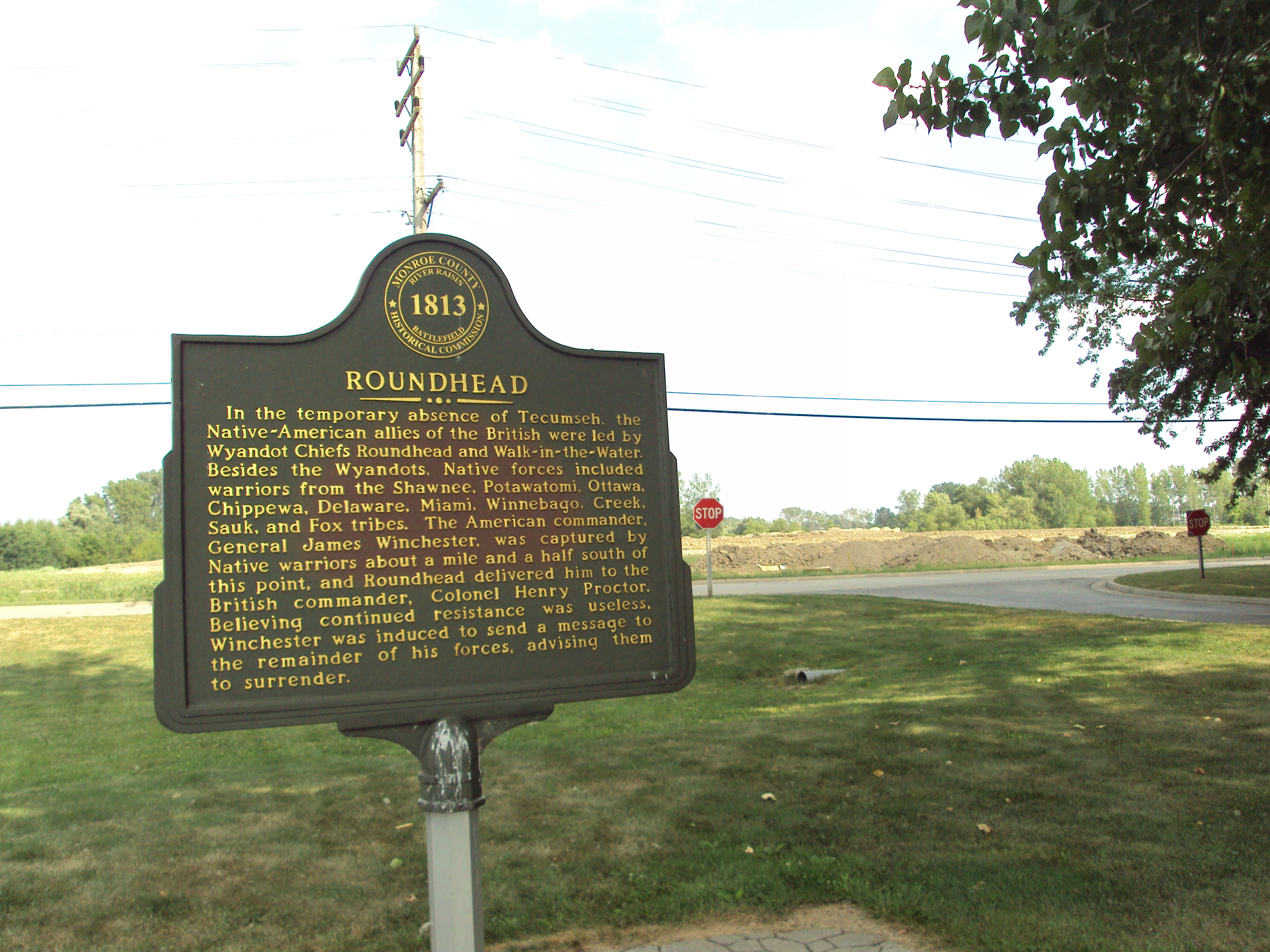 Image result for River Raisin National Battlefield Park