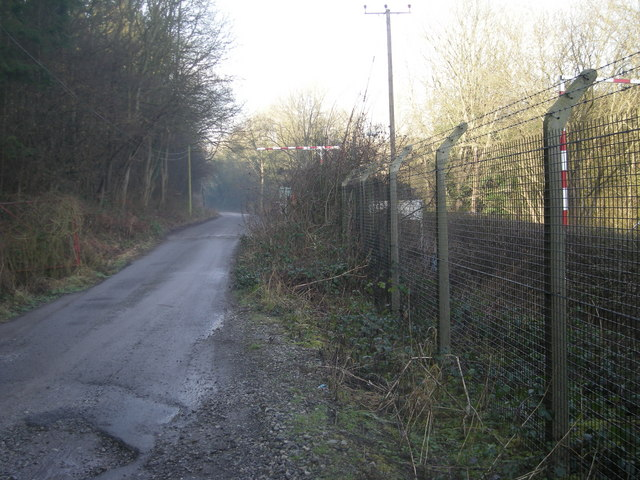 File:Route of the dismantled railway - geograph.org.uk - 685283.jpg