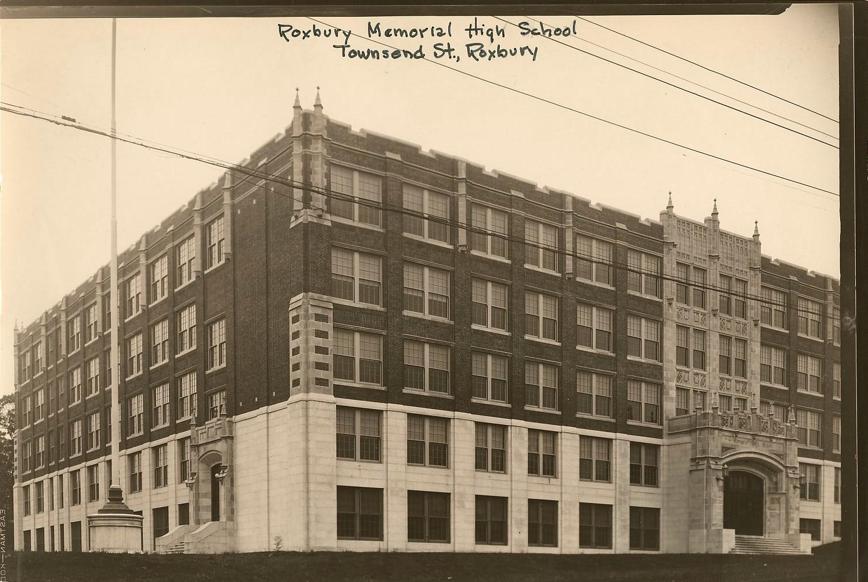 image of Roxbury Memorial High School For Girls