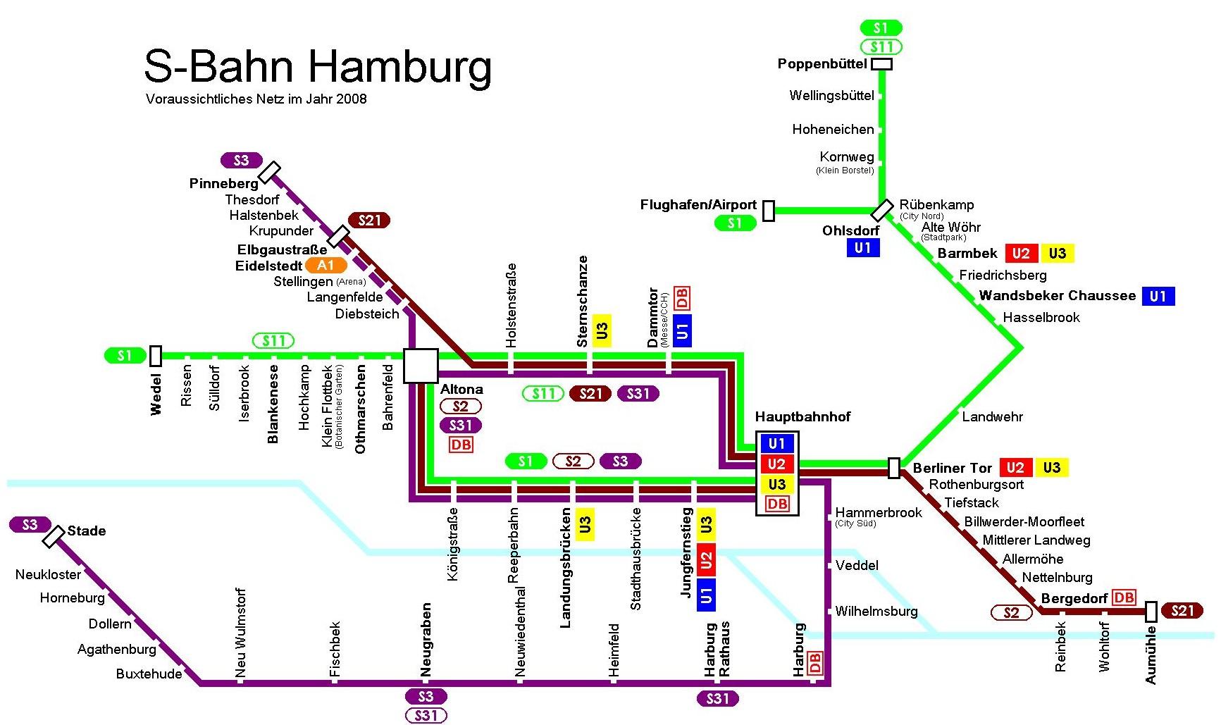 Die besten 25 Hamburg u bahn netz Ideen auf