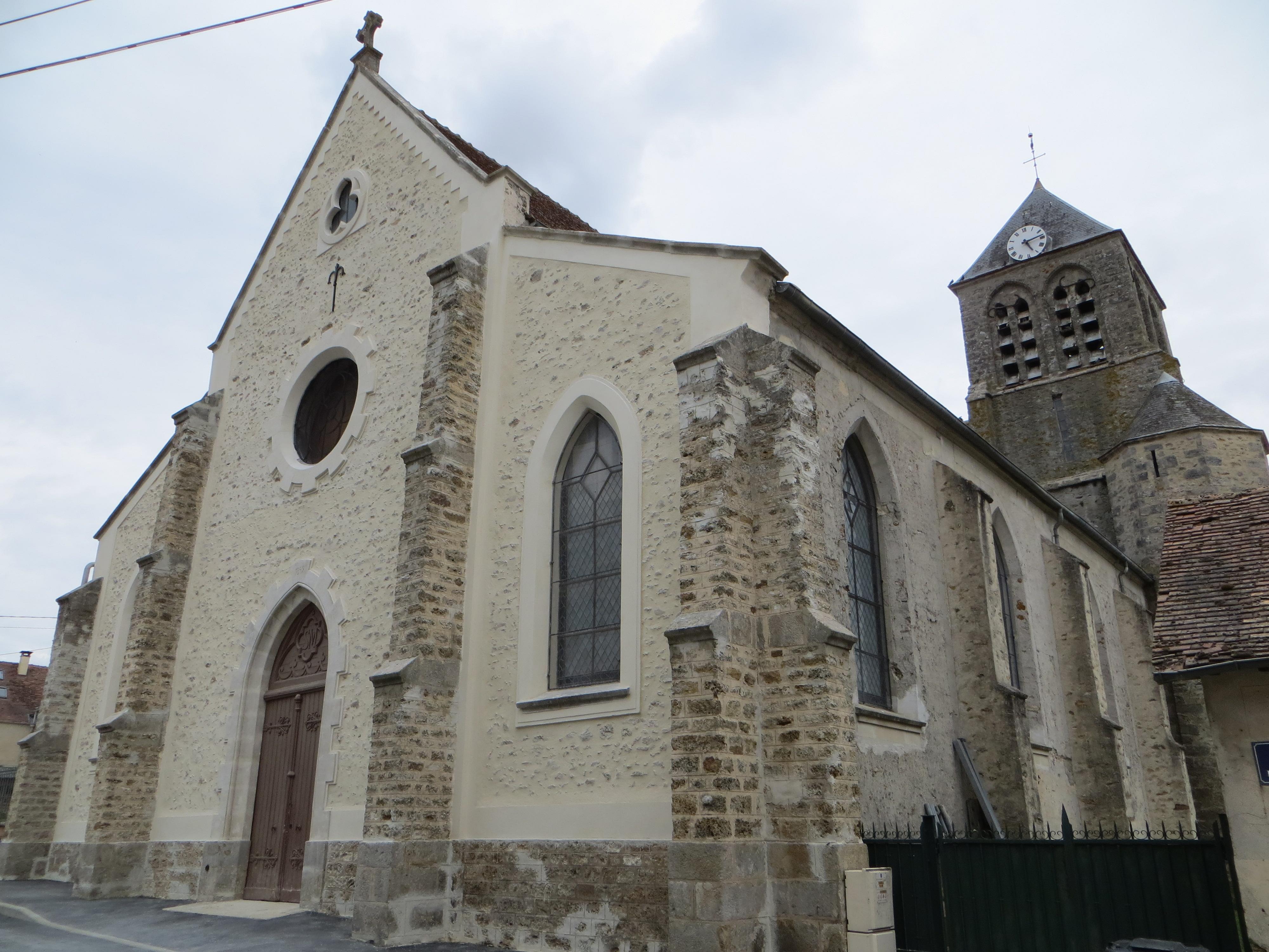 Saints (Sena i Marne)
