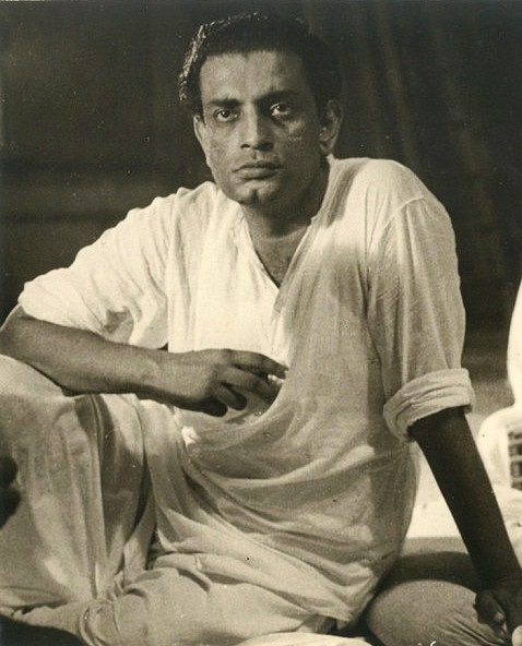 Photo of Satyajit Ray