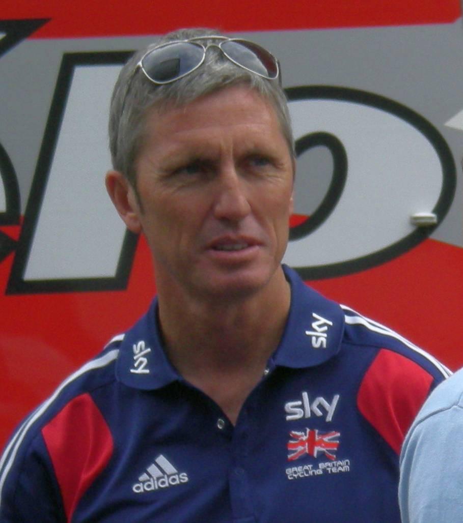 English: Scott Sunderland at 2009 Tour of Britain