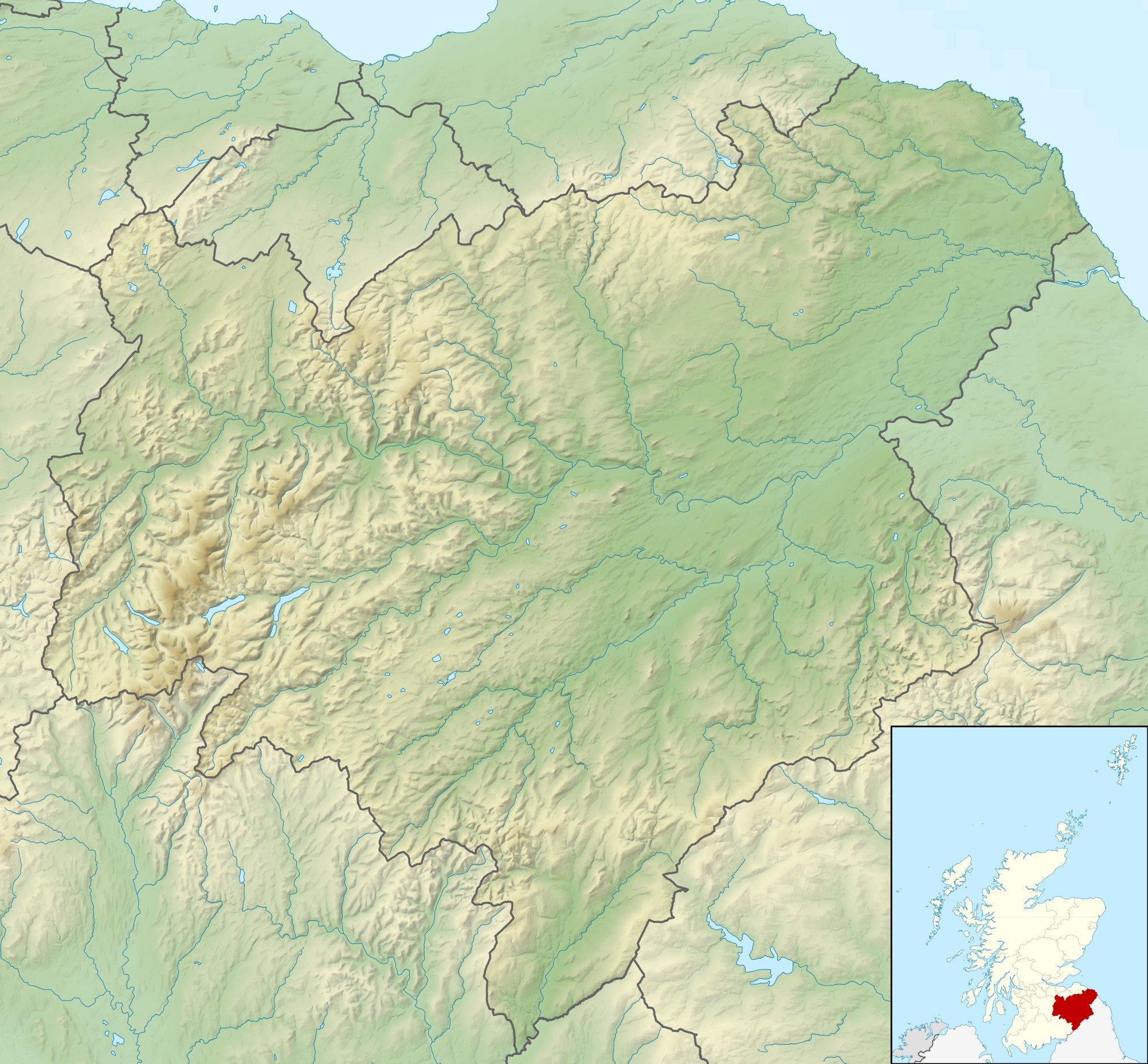 scottish borders uk