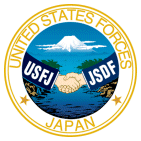 American military command stationed in Japan
