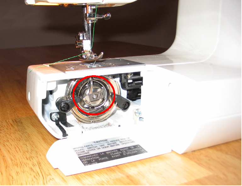 bobbins sewing machine