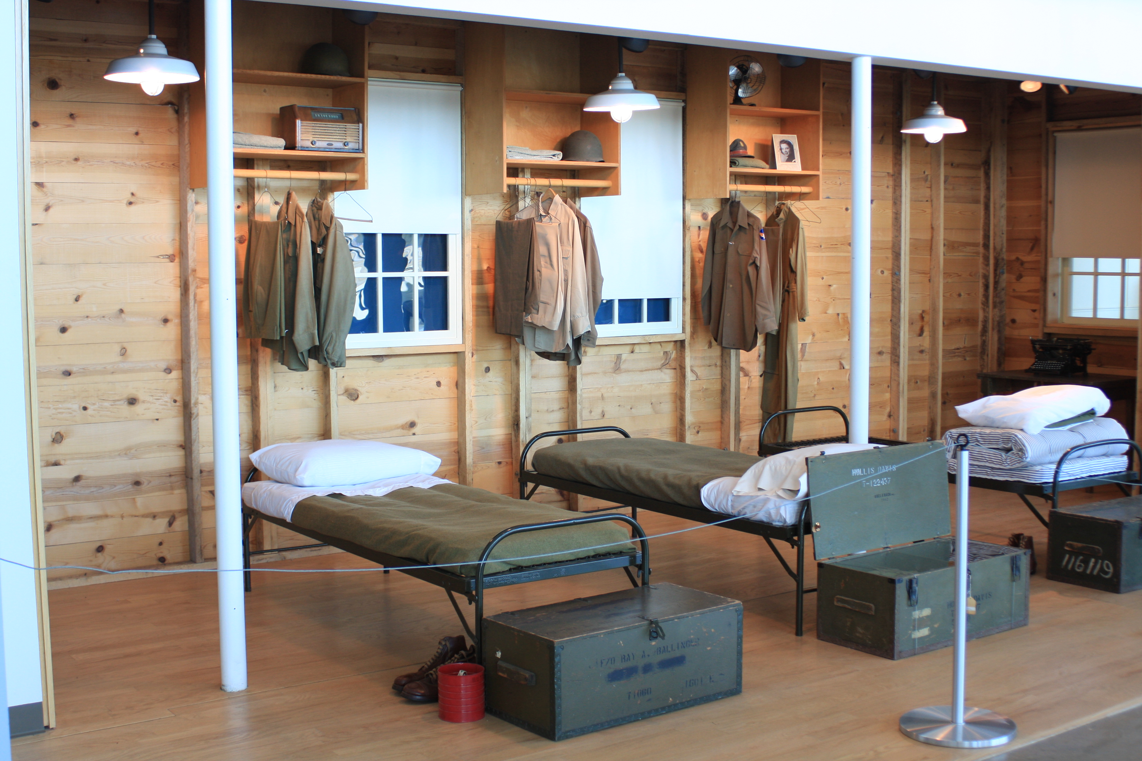 Barracks Room Decorating Ideas