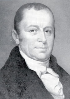 Simon Snyder Governor of Pennsylvania