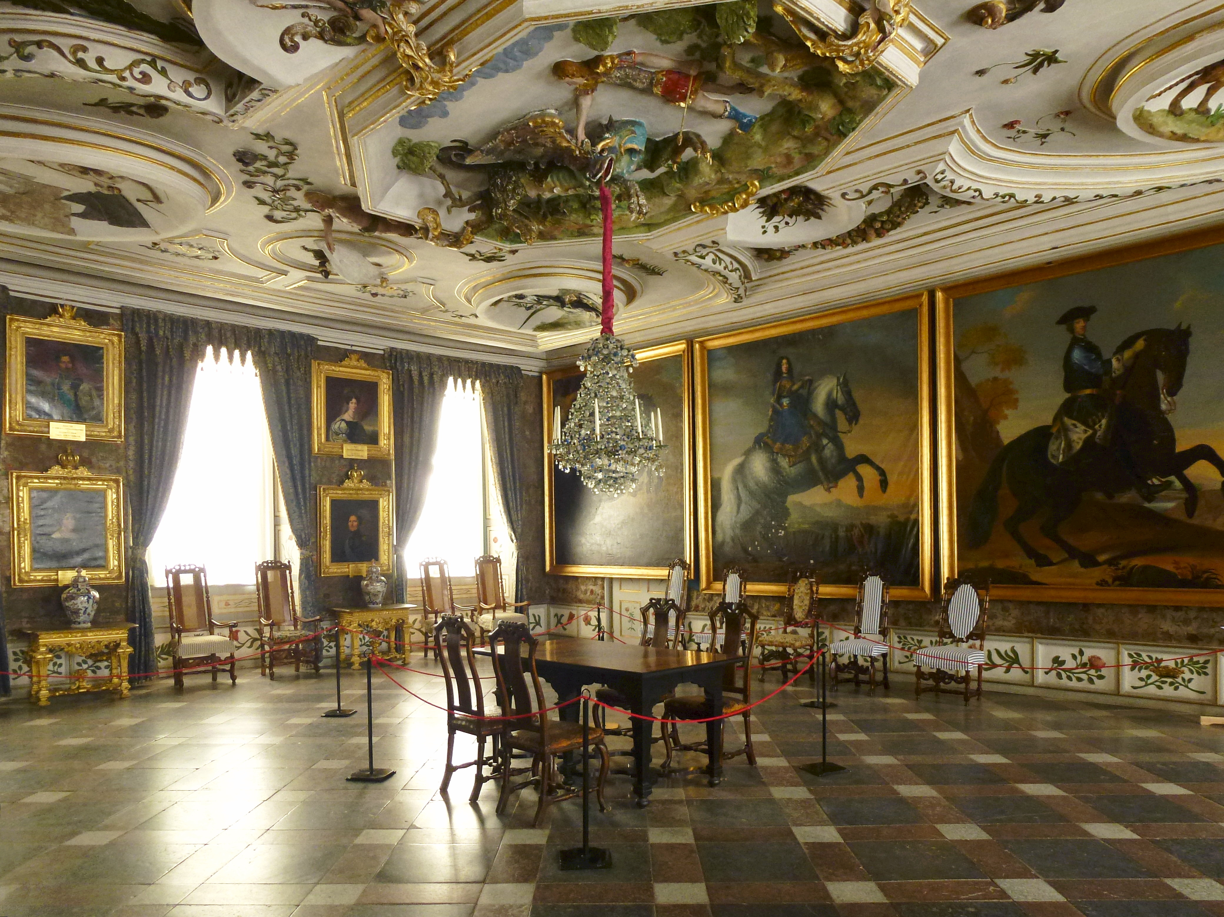 Nationaldagsfirande p Skoklosters Slott | Romeo & Julia Kren