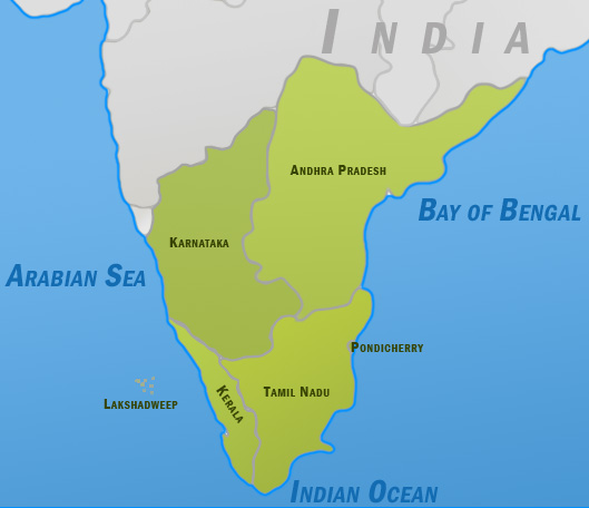 South India Map Images File:south India Polmap,.jpg