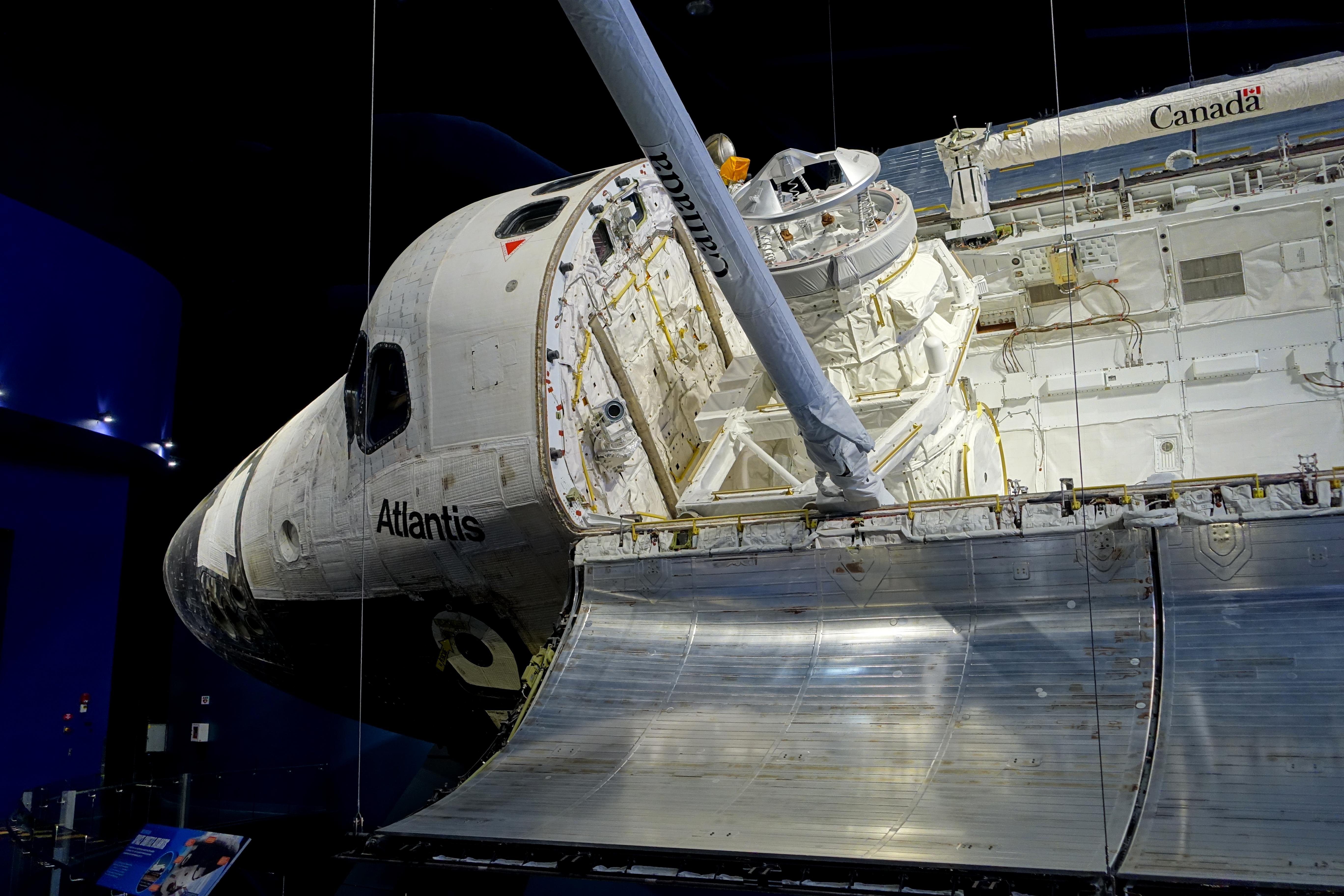 size of space shuttle atlantis - photo #22