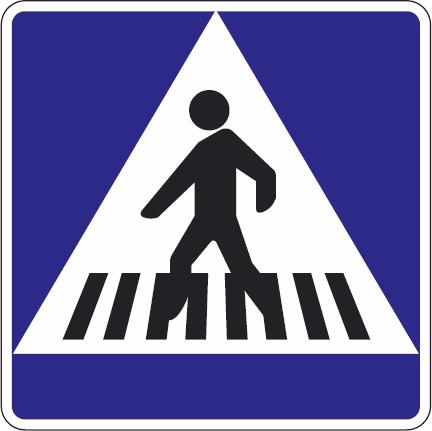 Resultado de imagen de paso peatones