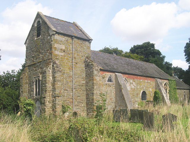 St Peter's Church Asterby - geograph.org.uk - 44351