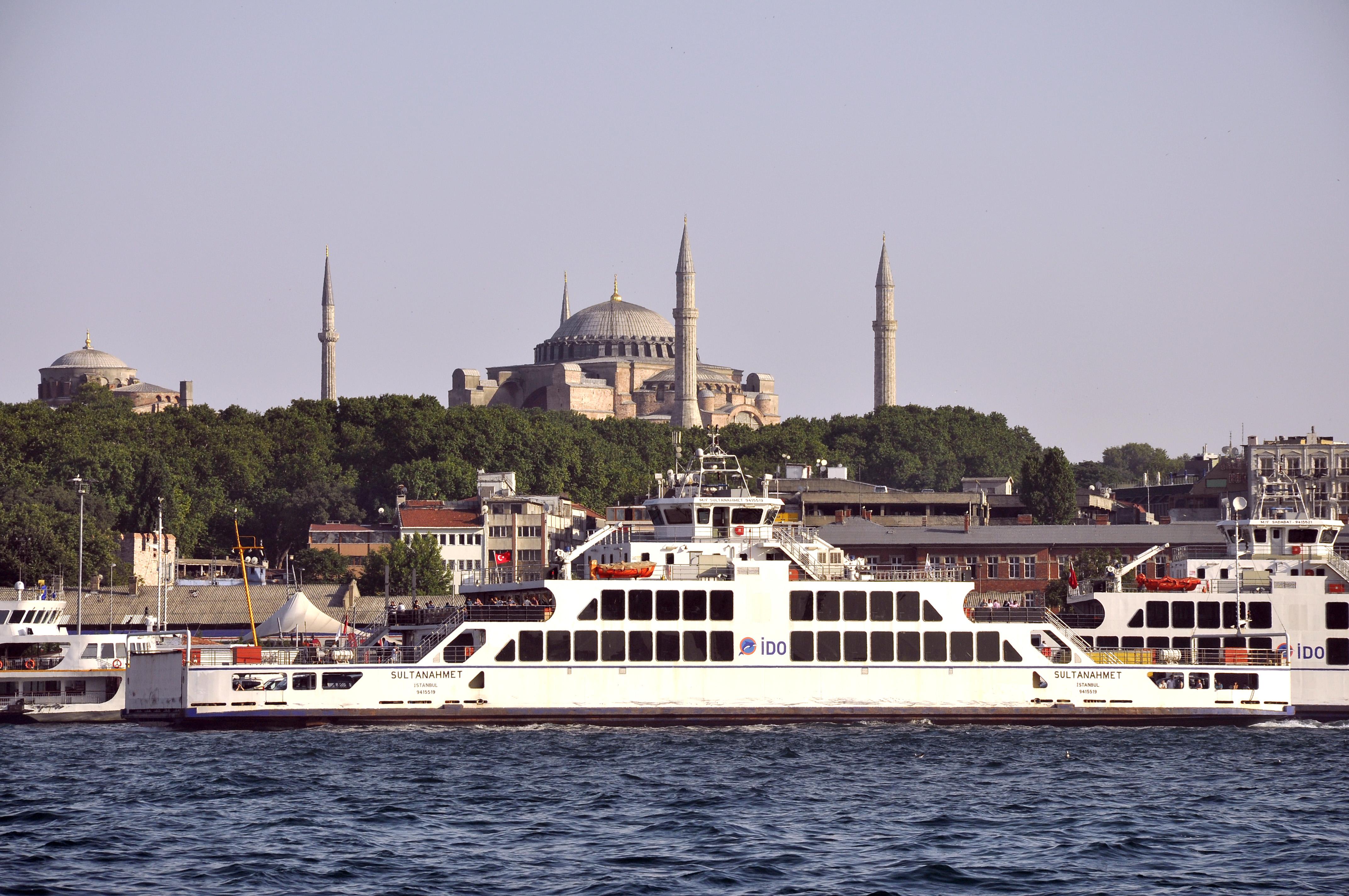 C A Turkey Istanbul File:Sultanahmet ferry...