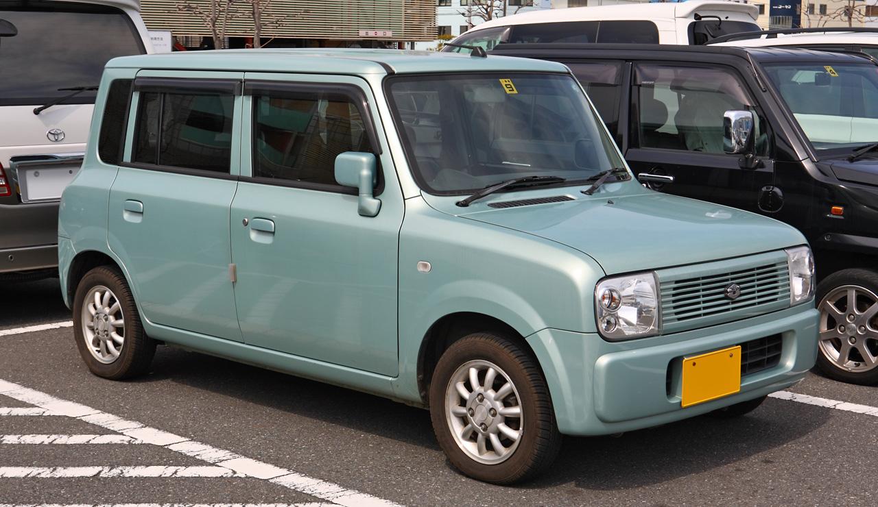 Suzuki Lapin