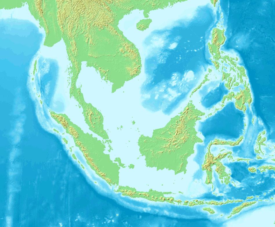 Sundaland: Istilah Geologis yang Sudah Diakui Dunia (Bagian 1)