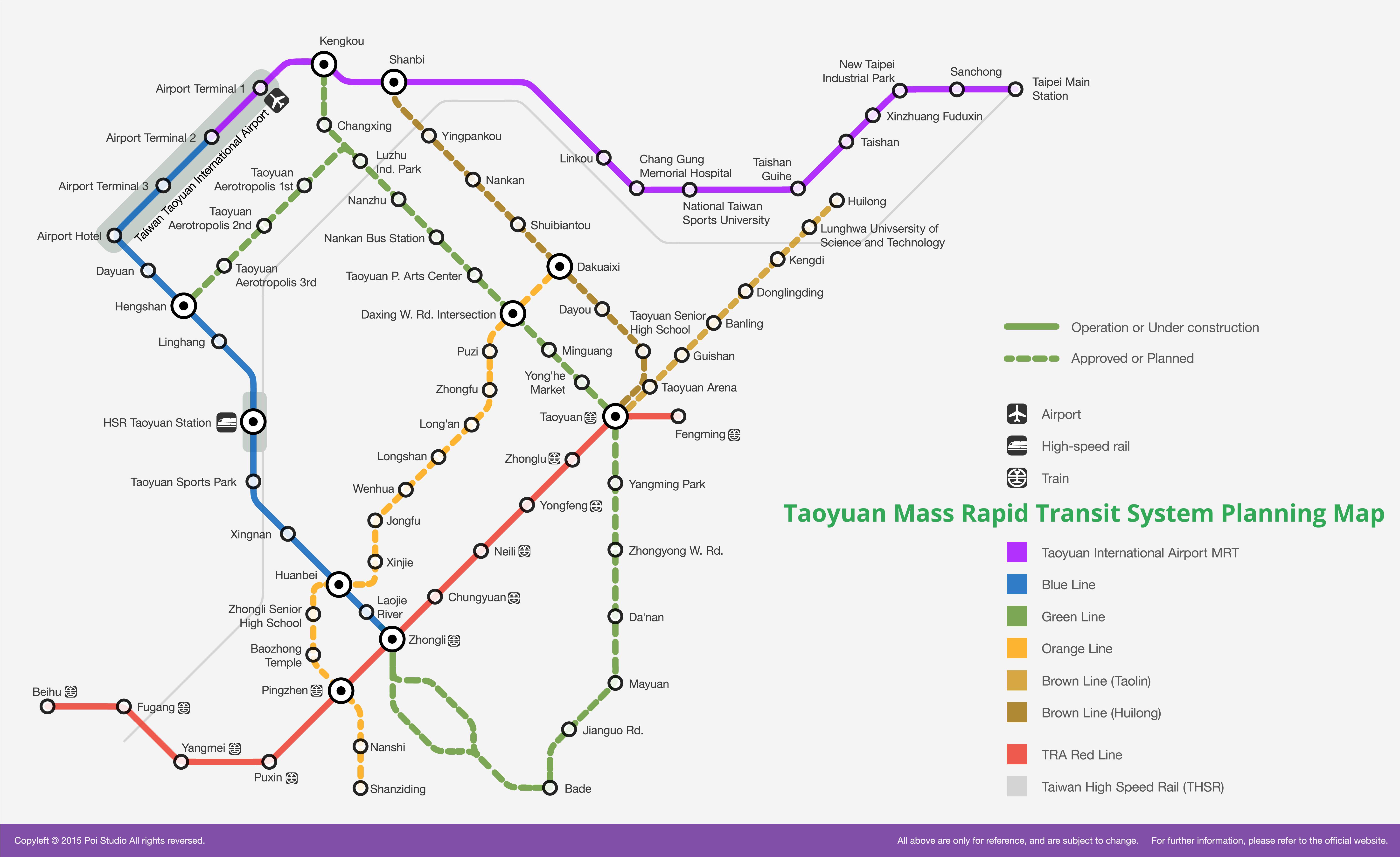 Taoyuan Metro - Wikipedia
