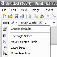Paint.NET/Tools - Wikibooks, open books for an open world
