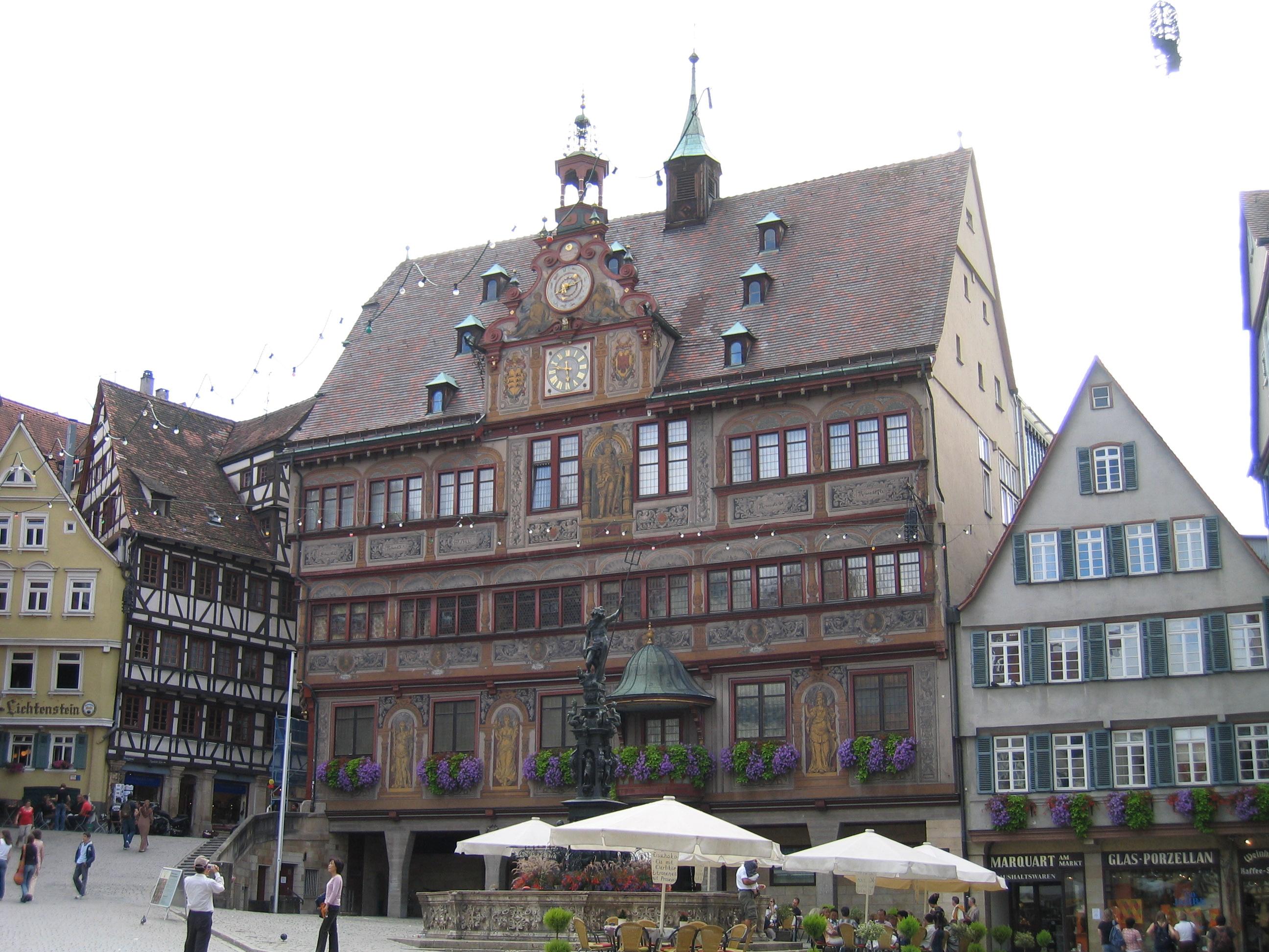 Tübingen town hall