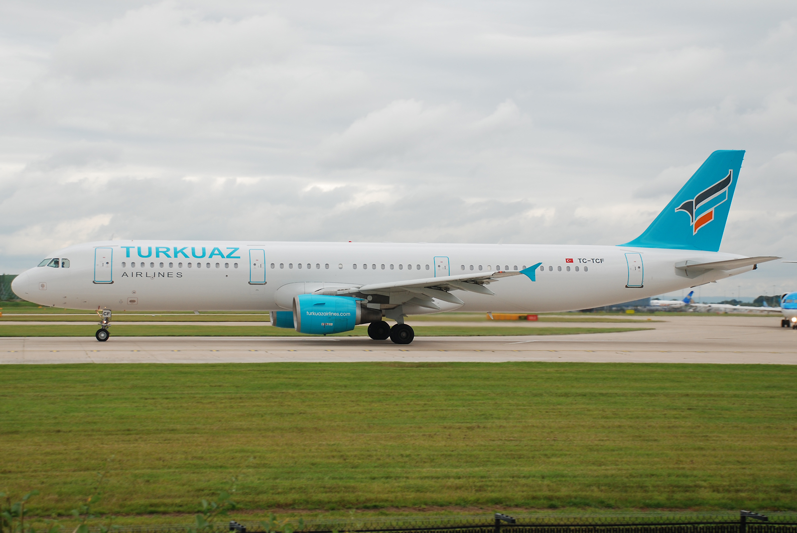 Airline Turkuaz Airlines (Turkuaz Airlines) .1