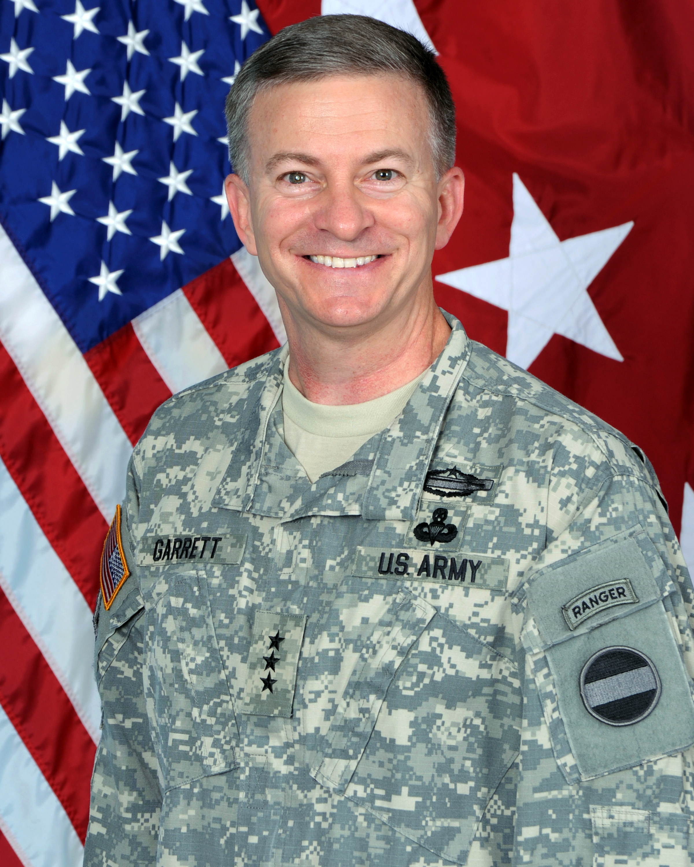 William B. Garrett III FileUS Army Lt Gen William B Garrett IIIIjpg