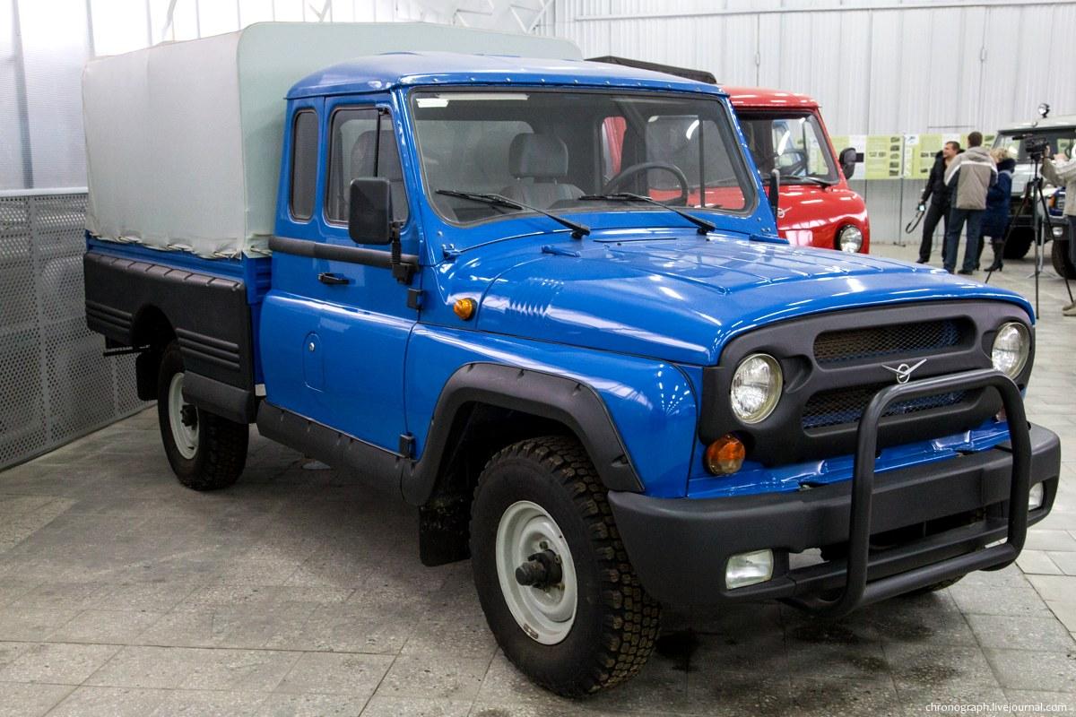 File:UAZ-2315 pickup.jpg