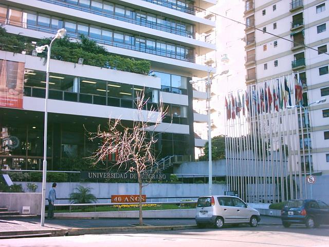 Veja o que saiu no Migalhas sobre Universidade de Belgrano