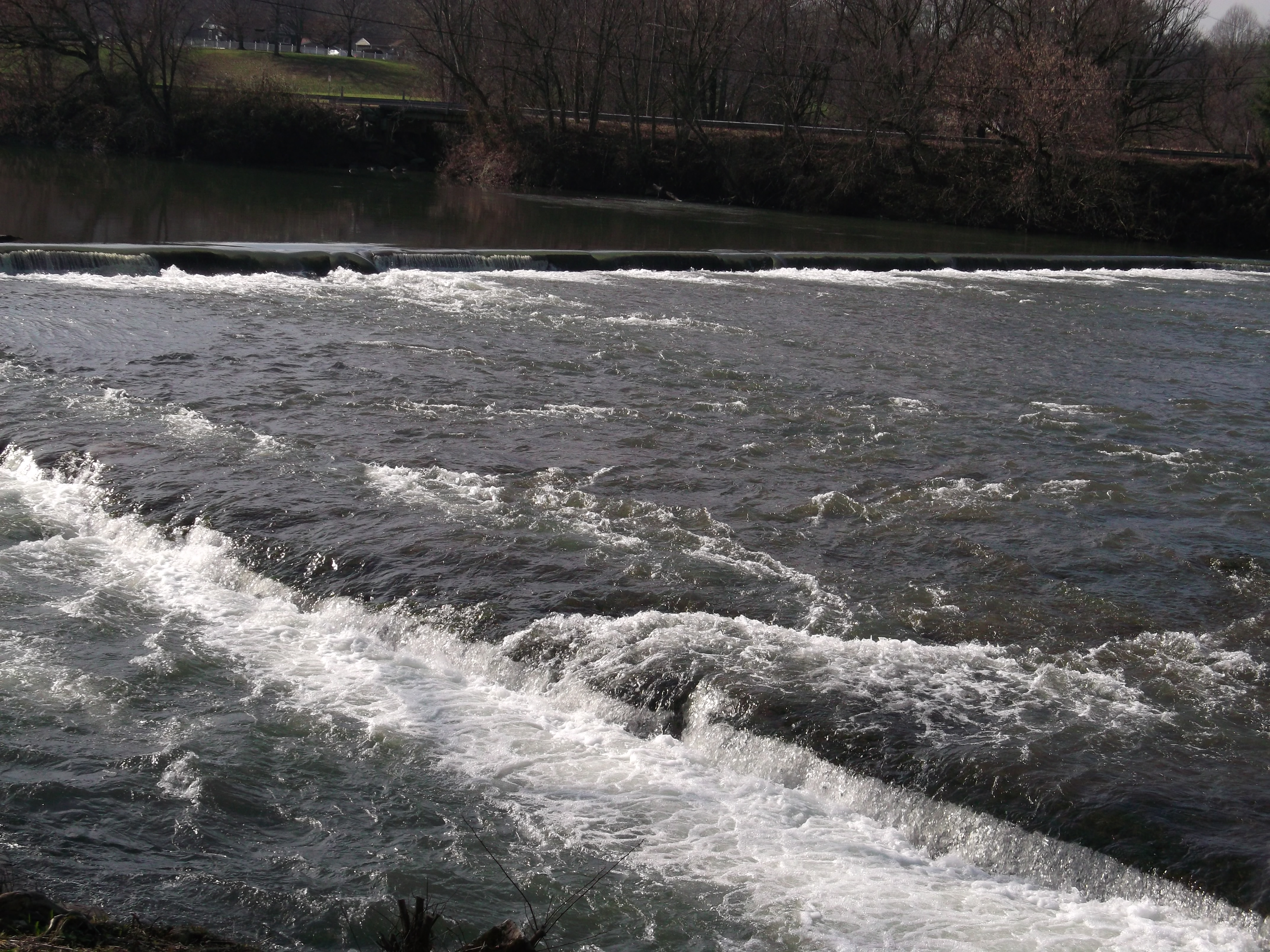 River Falls Virginia Coal River West Virginia