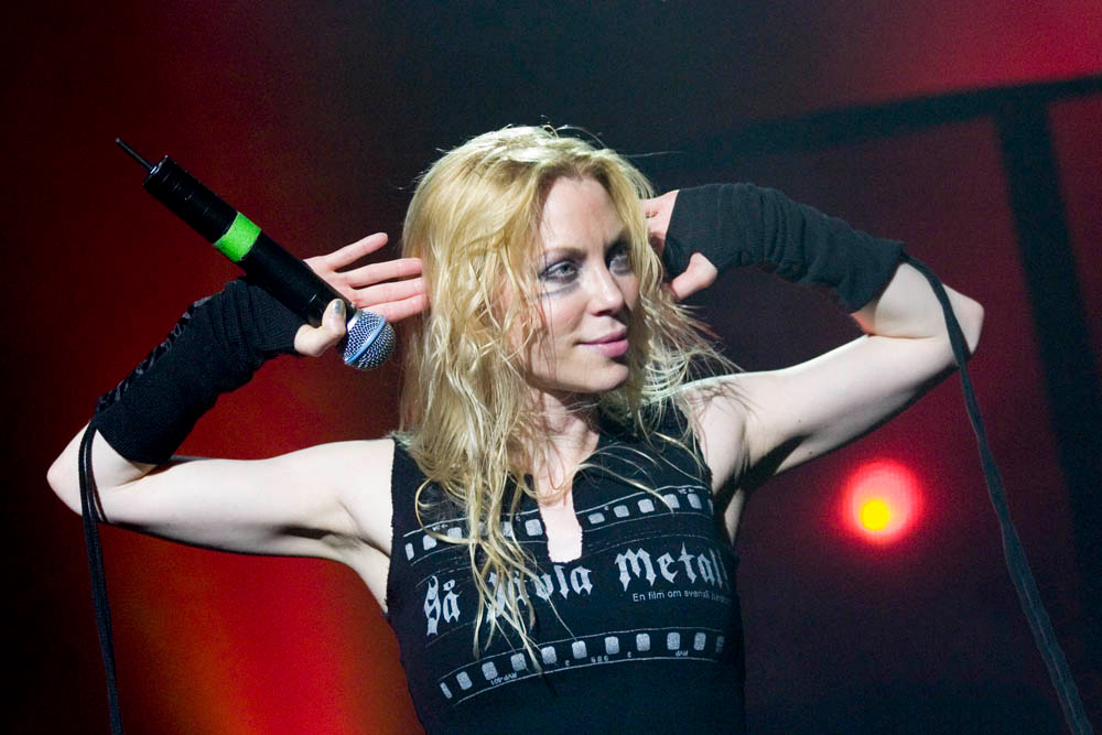 Arch Enemy Singer Angela Gossow Quits Wikinews The Free News Source