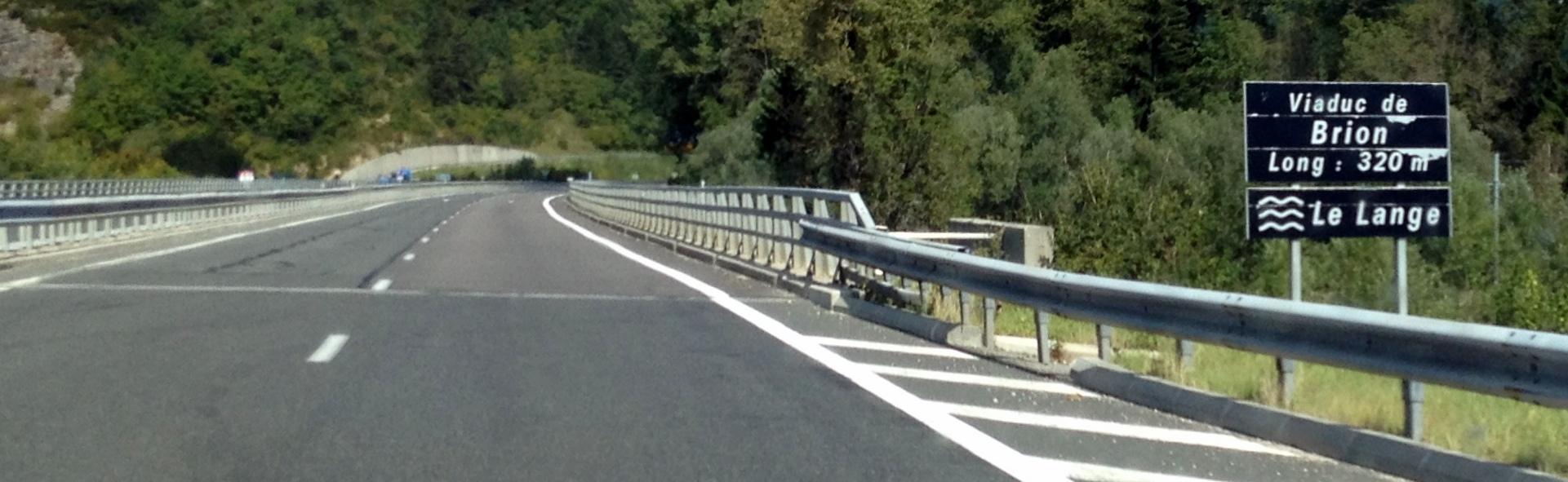 Viaduc de Brion.