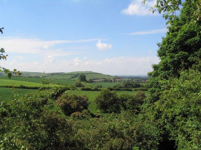 View towards Nettleton - geograph.org.uk - 855389