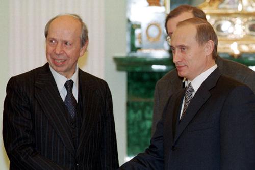 File:Vladimir Putin with Lamberto Dini-1.jpg - Wikipedia