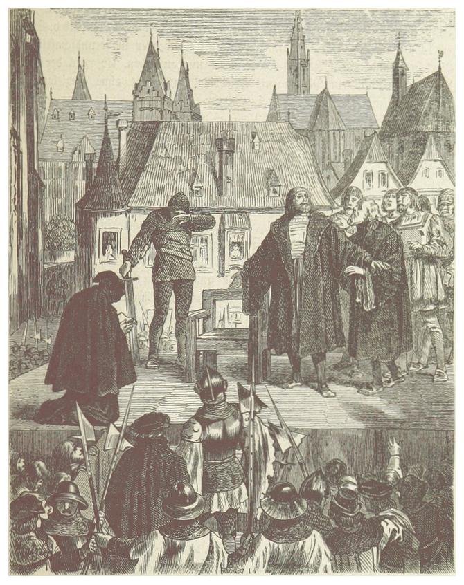 WEISS(1872) p119 Hinrichtung des Bürgermeisters Konrad Vorlauf.jpg