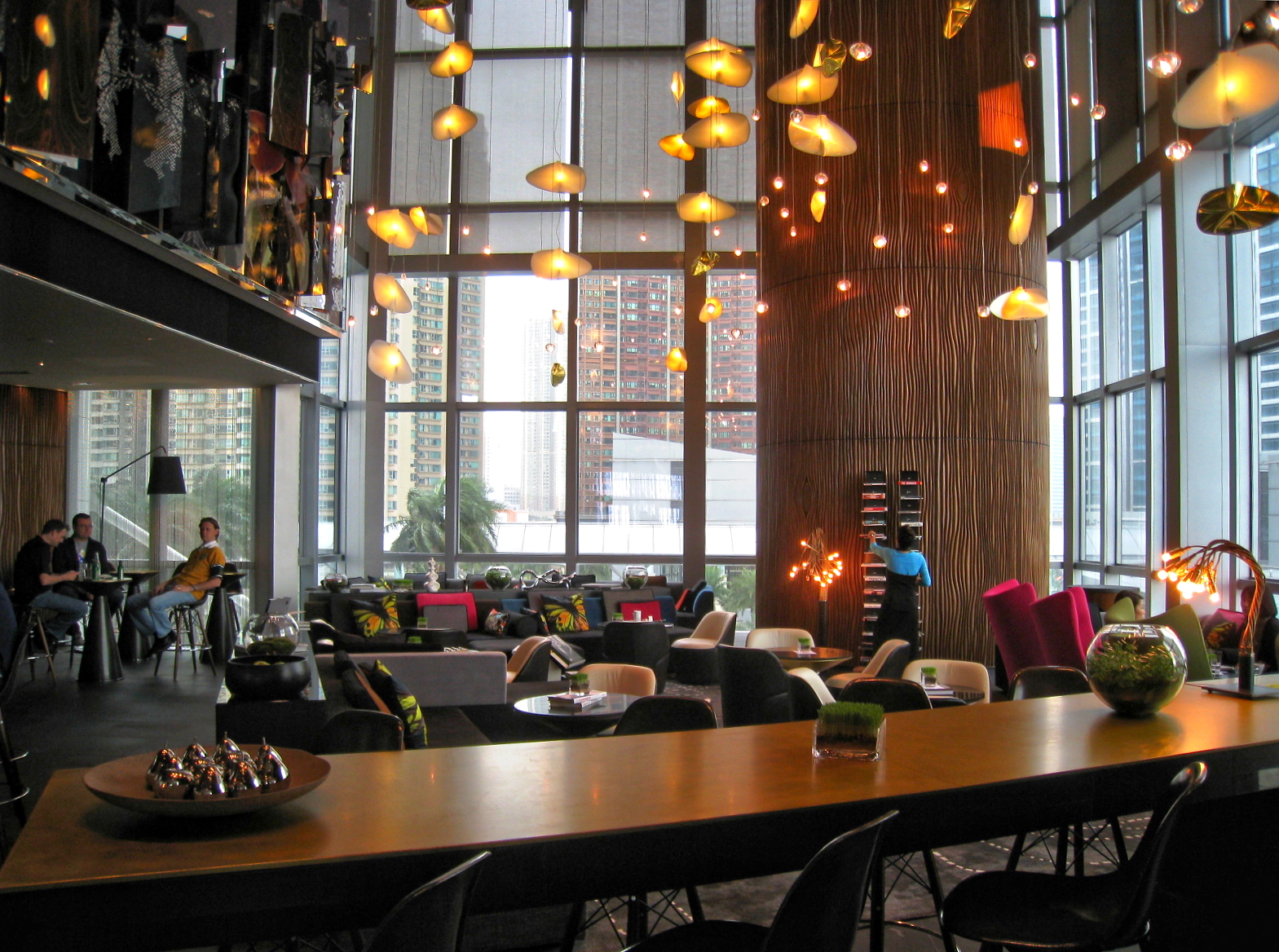 W Hotel Times Square Reviews