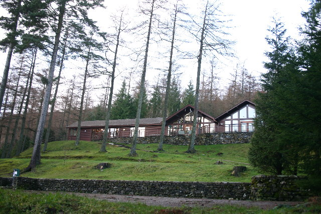 Whinlatter Visitor Centre - geograph.org.uk - 103983