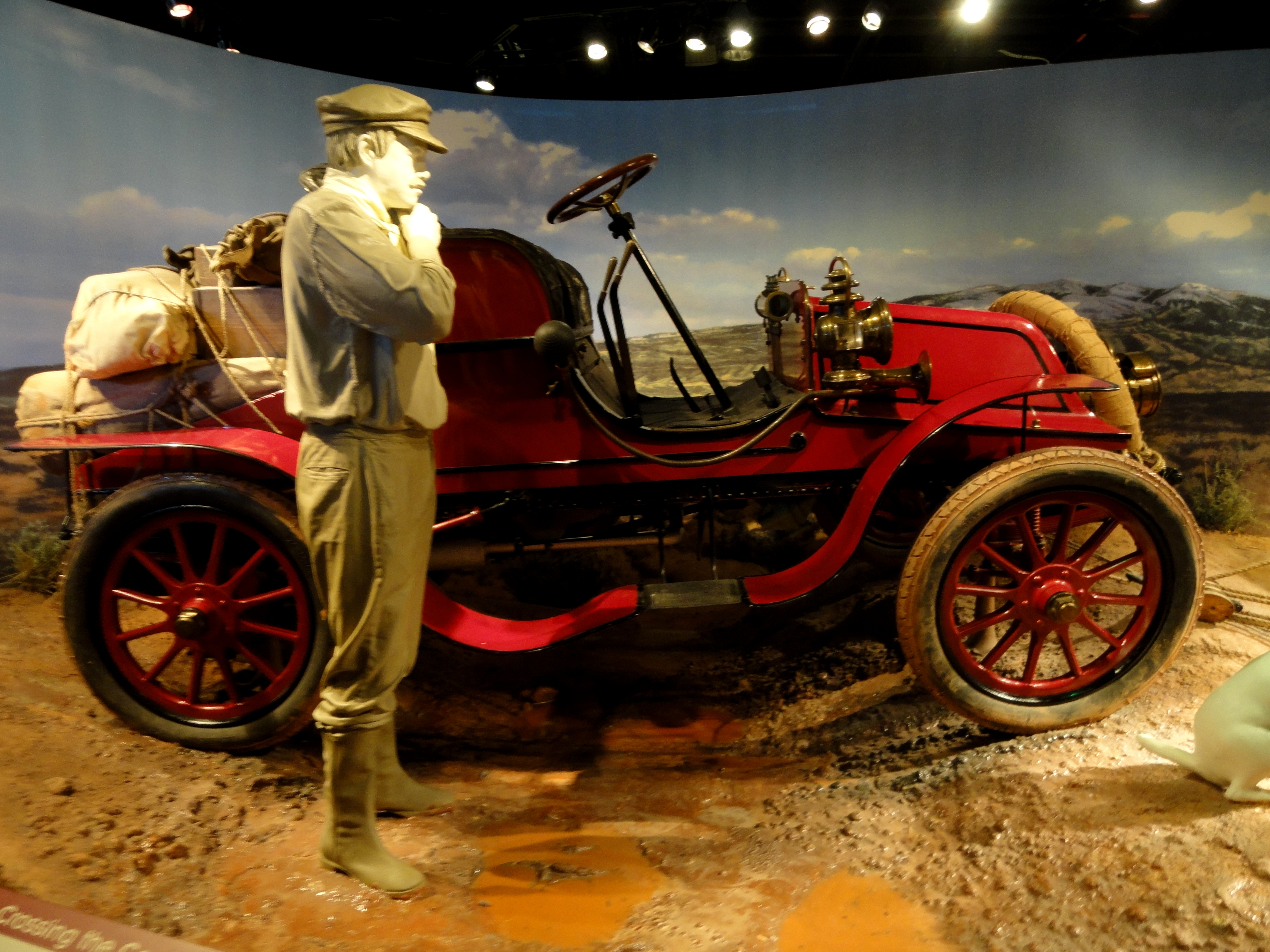 A history of automobile companies in the united states
