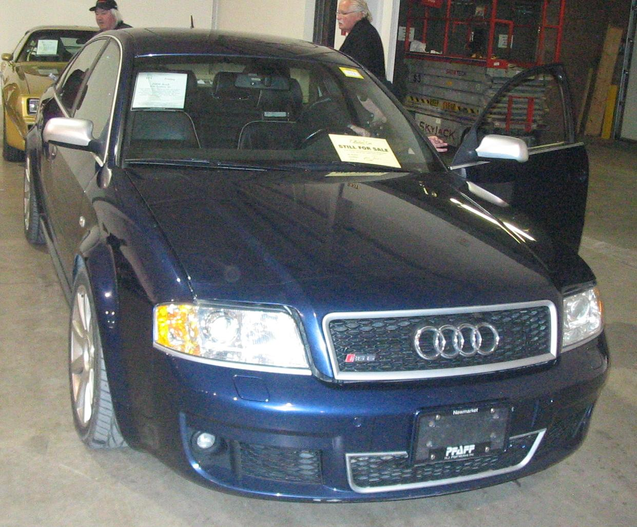 File Audi RS Quattro Toronto Spring Classic Car Auction - Audi car auctions