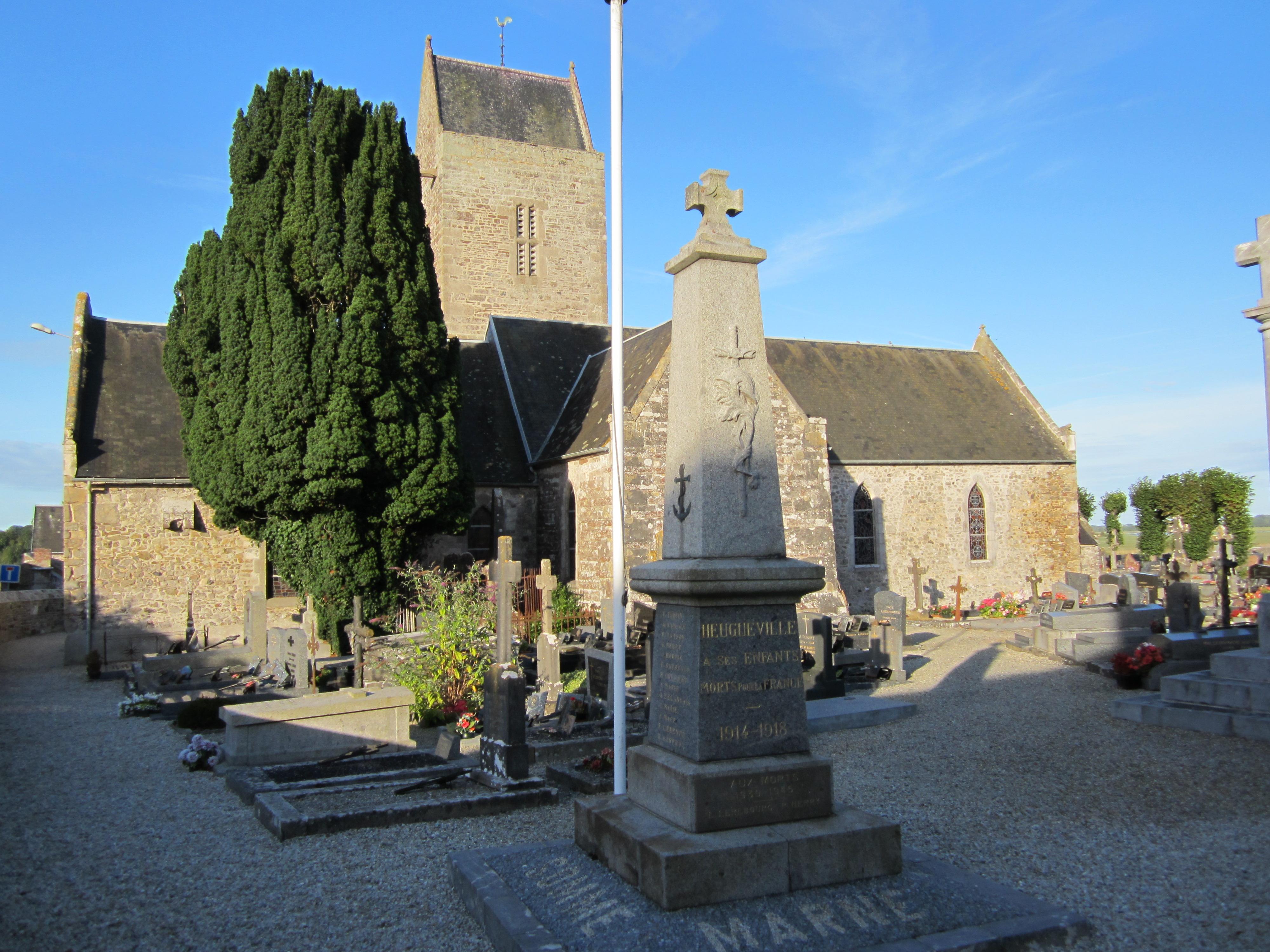 Heugueville-sur-Sienne