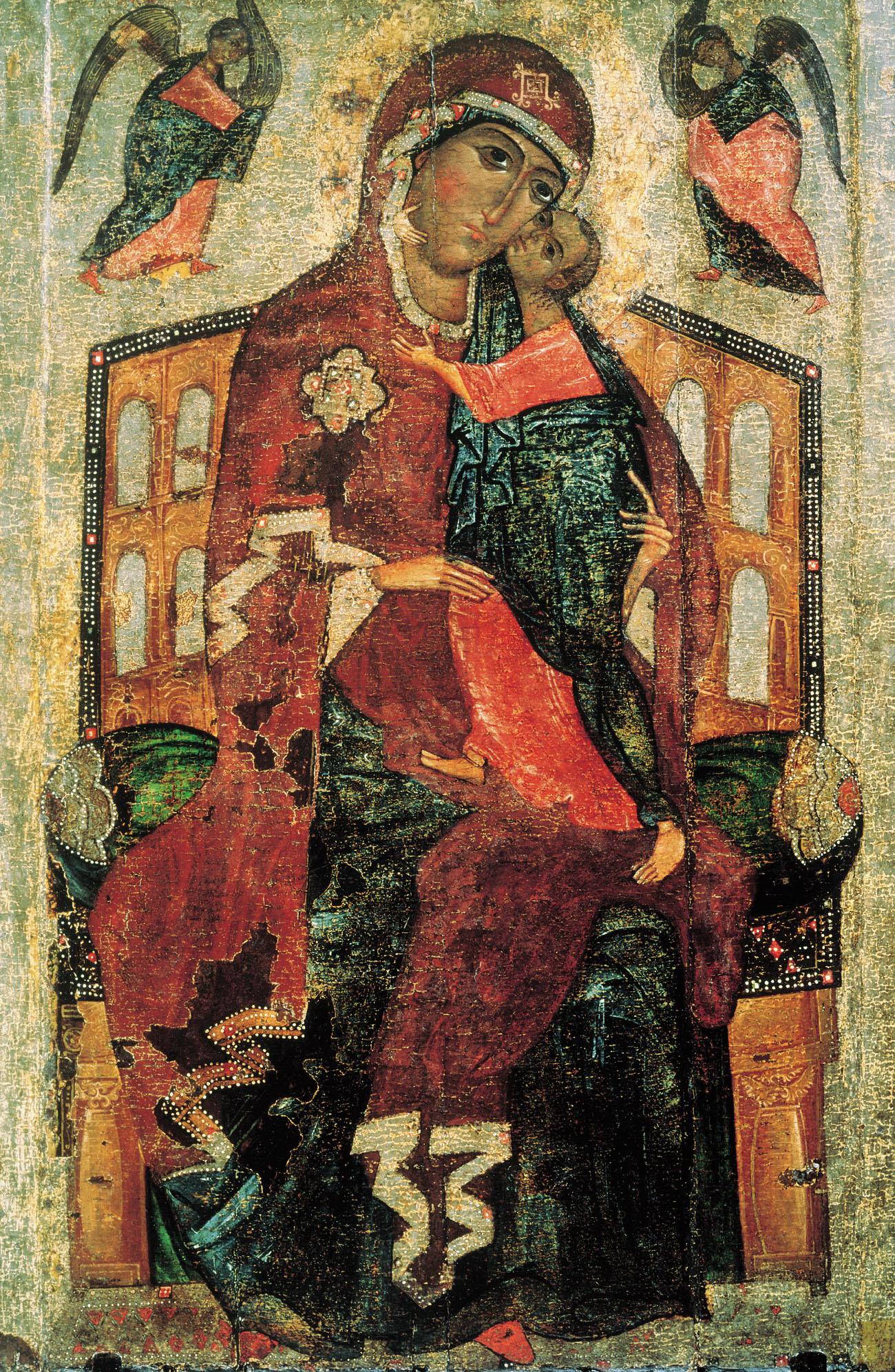 Толгская икона Божией Матери — Википедия