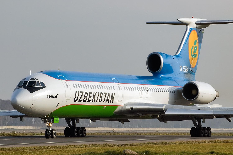 фото самолеты узбекистана называемый